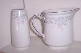 * 2 Johann Haviland Royal Lace Bavaria Creamer Shaker  - $27.90