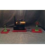 Mamod Steam Power Set - Circa 1980s - 3 pieces - SP 1  - $199.00