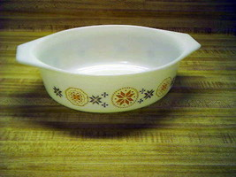 Pyrex 1 1/2 quart casserole dish oval pyrex casserole dish - $18.95