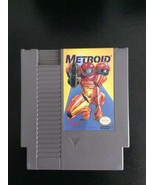 Metroid (Nintendo NES, 1987) Yellow Label 3-screw cartridge only original - $22.79