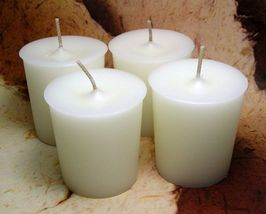 Coconut PURE SOY Votives (Set of 4) - $7.00