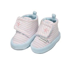 Set of 2 Cotton Shoes Toddler Shoes Comfortable Shoes for Newborn PINK image 2
