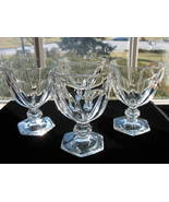 Heisey Antique Puritan Goblets - Set of 4 - $35.00