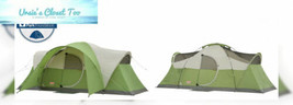 Coleman Tent for Camping | Elite Montana with Easy Setup 8-Person, Blue - $156.78