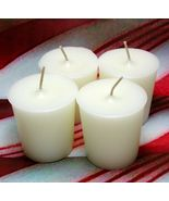 Peppermint PURE SOY Votives (Set of 4) - $7.00