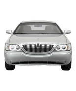 for Lincoln Town Car 05-11 White RF LED Halo kit for Headlights - $108.41