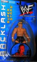 BILLY GUNN - WWF- Wrestling Exclusive Backlash Toy Figure by Jakks Pacific - $10.00