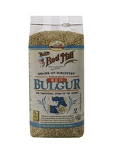 Bob's Red Mill Resealable Red Bulgur, 28 Oz (4 Pack) - $28.37