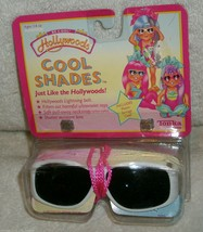 New Vintage 1988 Hollywoods Kids Fashion Doll Tonka Cool Clothes Real Sunglasses - $24.87