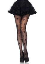 LA7294 Spandex Sheer Cross Pantyhose [Apparel] - $12.88