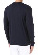 Hugo Boss Men's Cotton Sport Sweatshirt Sweater Jacket Navy 50310598 size S image 2