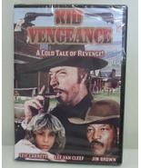 DVD New Sealed Kid Vengeance Lee Van Cleef  Jim Brown and Leif Garrett - $2.95