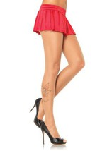 LA7435 Spandex Sheer Tattoo Print Anchor [Apparel] - $9.88