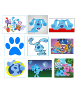 9 Blues Clues Stickers, Decorations, Party Supplies, Favors, Gifts, Labels - $8.99