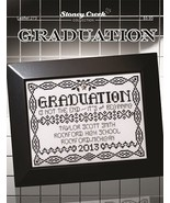 Graduation L273 cross stitch chart Stoney Creek - $5.40