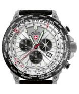 CX SWISS Military Watch HURRICANE WORLDTIMER 2 colors - $830.00