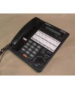 PANASONIC KX-T7431 DIGITAL SUPER HYBRID BLACK OFFICE PHONE NR -B - $39.95