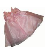 Baby Girls Flower Dress Size 3-6 Months - $14.00