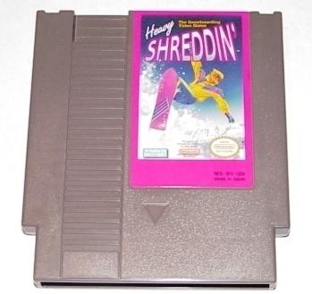 Nes heavy shreddin