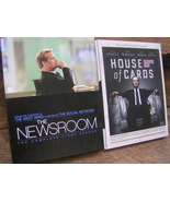 House of Cards and The Newsroom season 1 AND 2 DVD s - $19.99