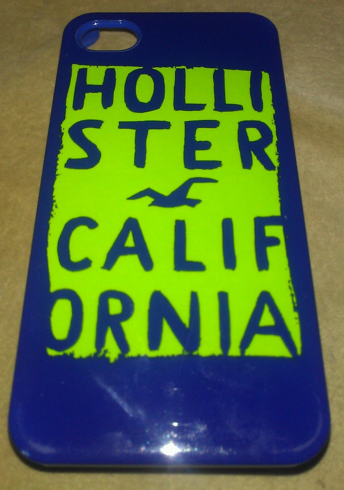 HOLLISTER PHONE CASE IPHONE 4/4S
