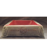 Official Courvoisier Cognac Napoleon Ceramic Ashtray - Made in France - $50.00