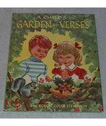 Children's Wonder book  A Child's Garden of Verses - $5.95