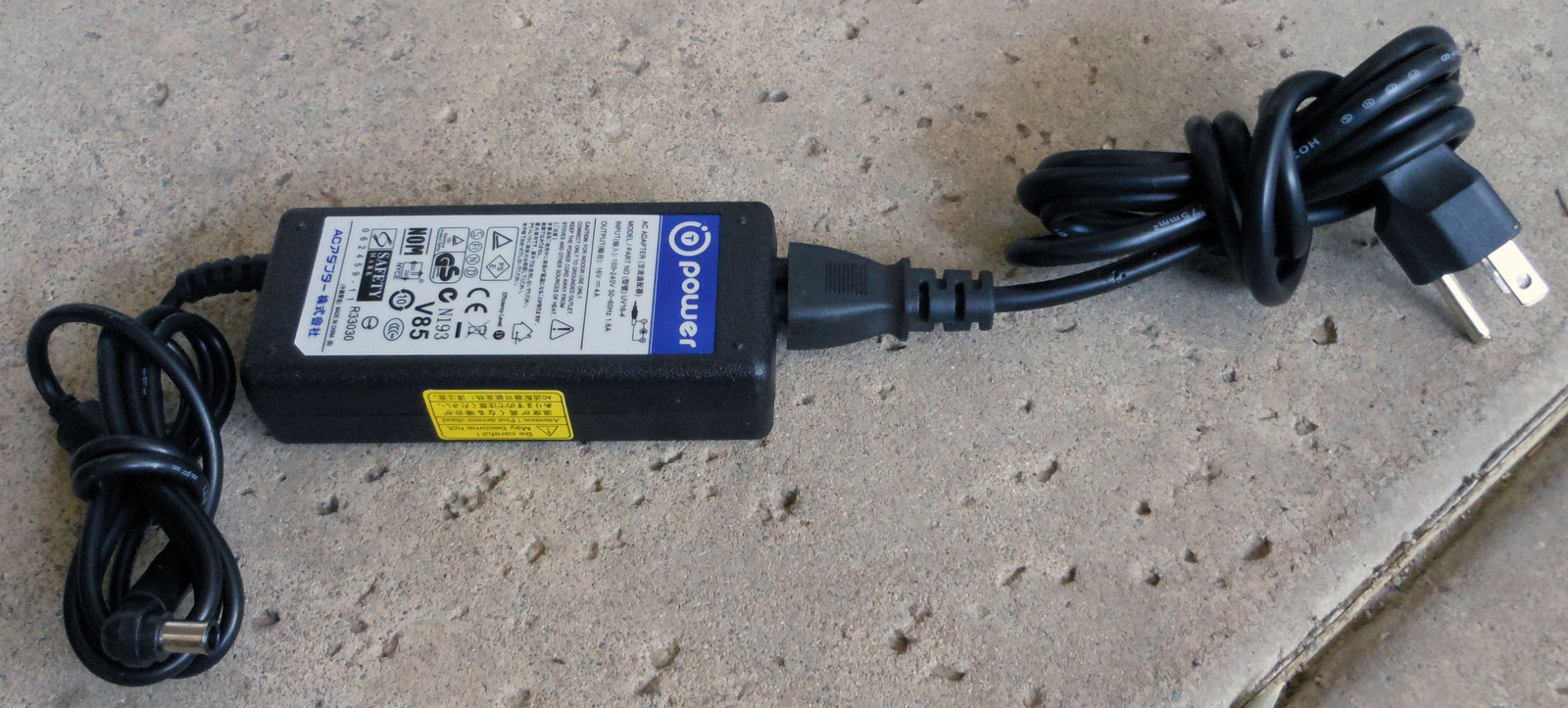Samsung Monitor GH19PS AC Adapter (Generic)