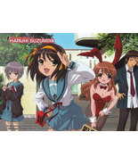 "Melancholy of Haruhi Suzumiya ""Group"" Promotional Pencil Board * Anime - $7.88"