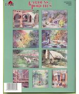 Gardens & Porches ~ Painting Booklet - $6.79