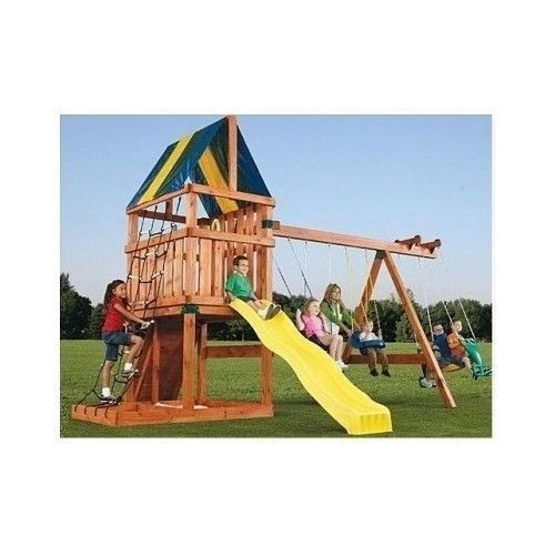 Custom Backyard Playsets : SWING SET HARDWARE KIT KIDS CUSTOM OUTDOOR PLAYGROUND BACKYARD PLAY