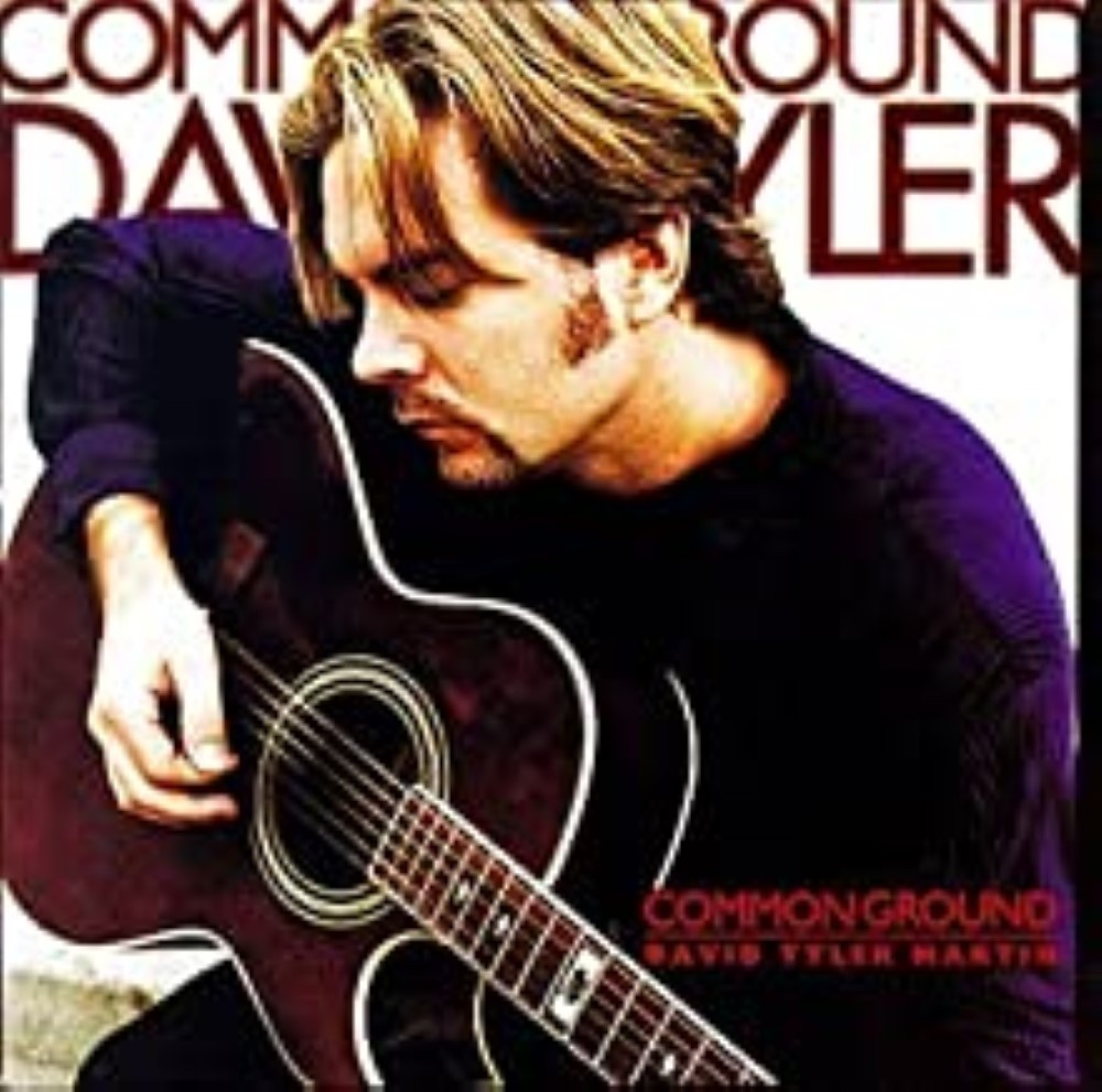 Common Ground by David Tyler Martin Cd