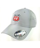 Phillips 66 Logo Baseball Cap America Golf UV Protect + Quick Dry Strapb... - $22.43