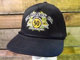 Jim Wilson Co 1947 1997 50 Anniversario Ricambi Auto Regolabile Cappello... - $2.06