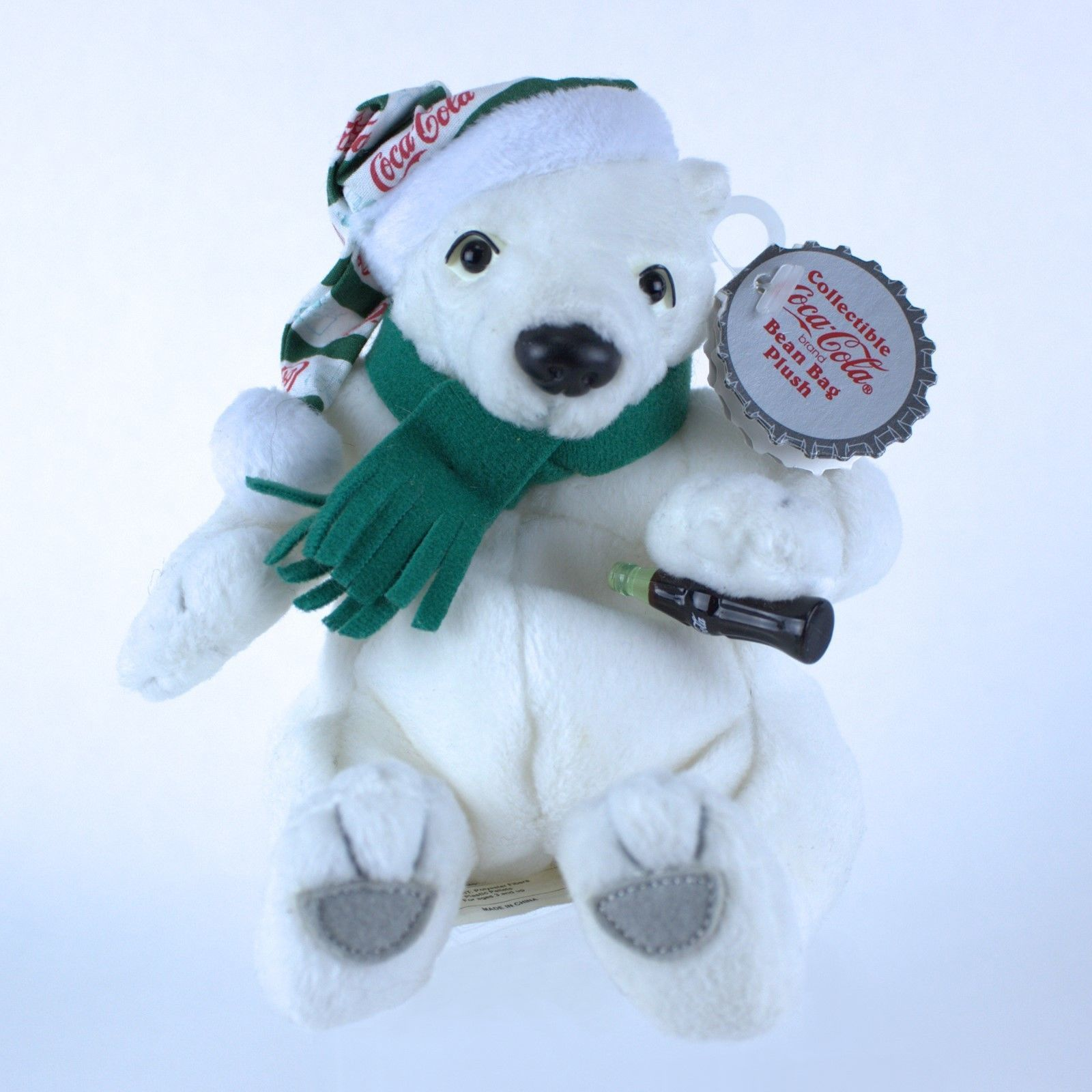 502059ffffb Coca-cola Plush Doll (1990s)  1 customer review and 5 listings