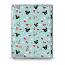 Christmas Mickey & Minnie Reindeers Disney Inspired Tablet Hard Shell Case - $29.99+