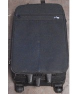 Nice Gently Used Samsonite Mid-Size Rolling Suitcase - Canvas Outer Shel... - $74.24