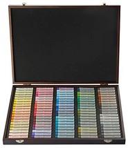 Colour Block Soft Pastel Art Set, 100 Color Square Chalk Pastels in a De... - $69.40