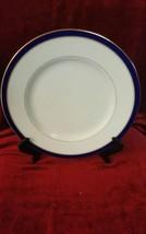 "Royal Worcester Howard Cobalt Blue 9 1/4"" Luncheon Plate England - $19.79"