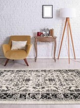 CLASSIC Traditional Floral Oriental Bohemian Distressed 8x11 8x10 Area R... - $199.00