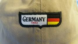 Vtg Disney Walt Disney World Hat 100%Cotton Germany 1982 - $11.38