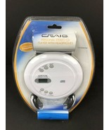 CRAIG CD2808 Personal Stereo CD Player w/ Headphones, New & Sealed - $26.45