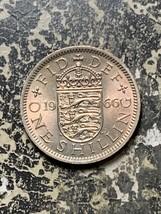 1966 Great Britain 1 Shilling Lot#Z3737 High Grade! Beautiful! Km#904 - $5.00