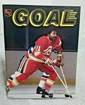 Goal Magazine 1980 Bob MacMillan Flames Colorado Rockies GRETZKY Feature - $6.79