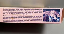 Loyal Friend Paint By Number Paint Works Golden Retriever 14x11 Dimensio... - $27.43