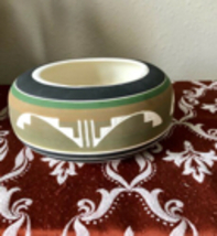 Ute Mountain Tribe Pottery Native American Bowl Signed S.Deer Handmade &... - $35.00
