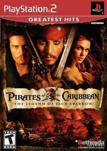 Pirates of the Caribbean The Legend of Jack Sparrow - PlayStation 2 [Pla... - $15.56