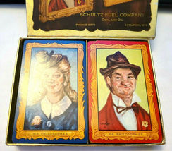 America's Favorites by Major Double Deck Playing Cards   Schultz Fuel Company image 3