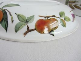 Royal Worcester Evesham Vale Covered Casserole + Rectangular Serving Dish Bowl image 12