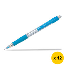Pilot Super Grip H-185 0.5mm Mechanical Pencil (12pcs), Light Blue, H-18... - $28.99